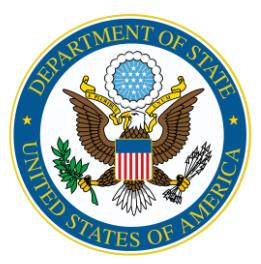 Departamento de Estado Americano